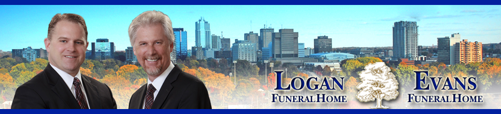 Logan Funeral Home, Evans Funeral Home